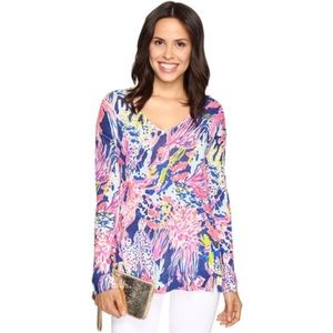 Lilly Pulitzer Sunken Treasure Liesel Sweater
